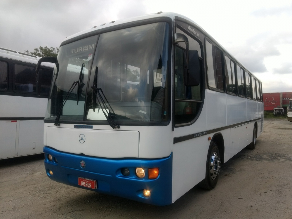 Mercedes-Benz - OH-1621 Marcopolo Andare - 210 hp